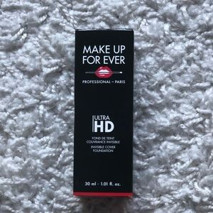 NIB MAKE UP FOR EVER Ultra HD Foundation Y305